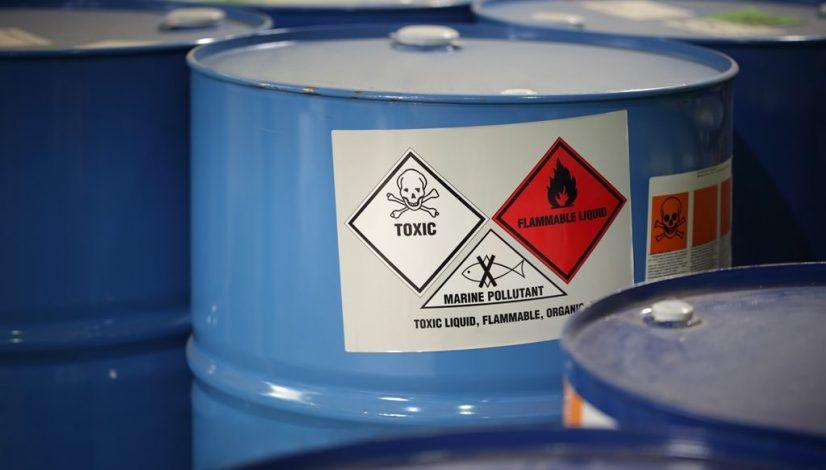 Nevarni odpadki - slika