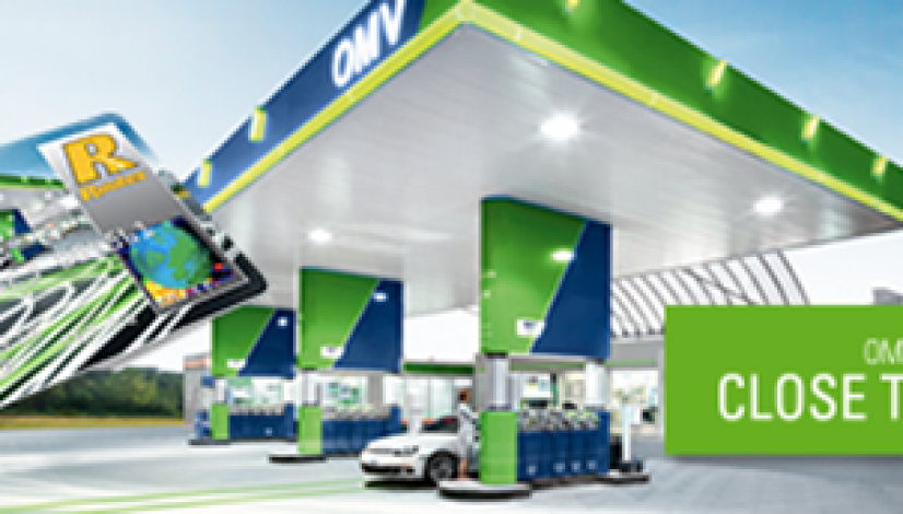 OMV - logo