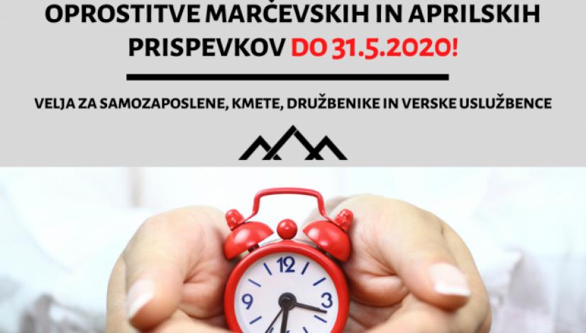 Podaljsan-rok-za-uveljavljanje-oprostitve-marcevskih-in-aprilskih-prispevkov-do-31.5.2020