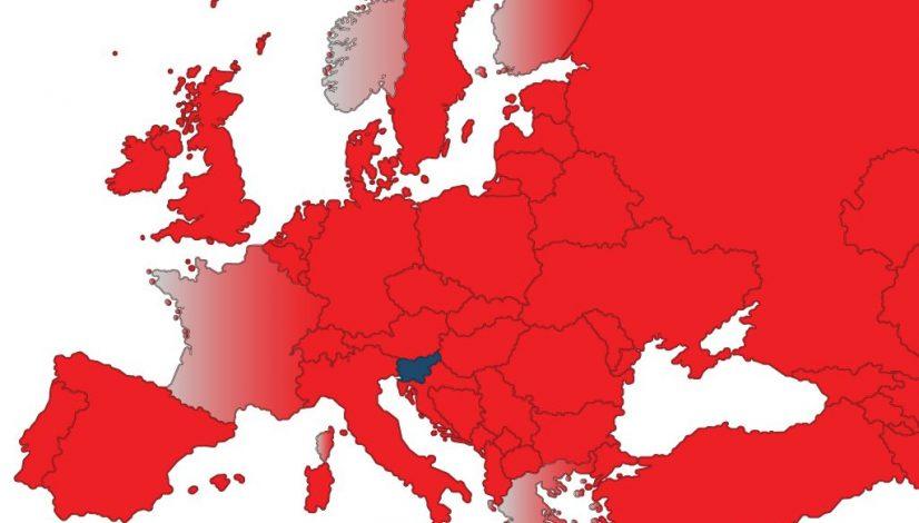 Zemljevid-Evrope-z-barvnimi-oznakami-drzav-glede-na-tveganje-za-okuzbo-z-novim-koronavirusom-velja-od-2.-januarja-2021